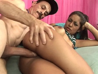 Lucky mature gym teacher drills the wet little cunt on exotic schoolgirl ruby rayes