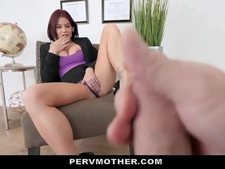Stepson Has Sex Sessions With Horny Mom Ryder Skye