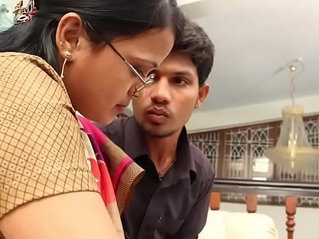 Boy eagerly waiting to touch aunty boobs full movie