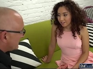 Old guy fucking his sitter melody petite