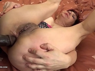 Grannies Hardcore Interracial Porn with Old Women loving Black Cocks