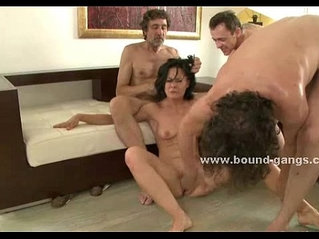 Sexy pornstar screaming and moaning