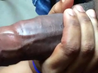 Tamil mom licks son cock and shows sexy back